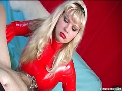 handjob, denial, fetish, sissification, slave, bondage, bdsm, chastity, blowjob, mistress, femdom