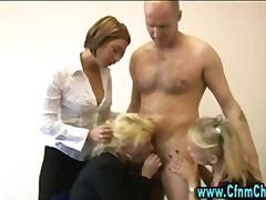 euro, blowjob, cfnm, britisch, fetish, female domination