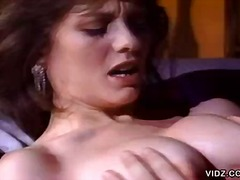 vintage, milf, hardcore, oral, k.d., erotic, boobs, brunette, couple