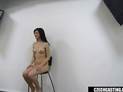 czech, reality, point-of-view, casting, teen, blowjob, pov, brunette, fuck, suck, authentic, homemade, hardcore