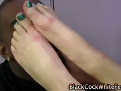 footjob, interracial, bizarre, weird, foot-fetish, feet