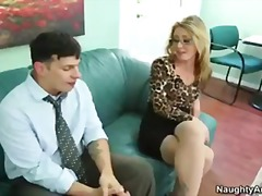 secretary, blowjob, small-tits, pornstar, boss, sheena, naughty-america, blonde, office, sex, stockings, pussy, shaw