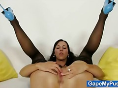 babes, extreme, closeups, shaved, fisting, fetish, pussy, gaping, bizarre, fingering, gapemypussy.com, t.y.
