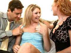 threesome, dreier, pornostar, group, group