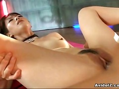 kitchen, girl-on-girl, lingerie-videos.com, freeporn, japanese, big-tits, sex-toys, bed, threesome, clip