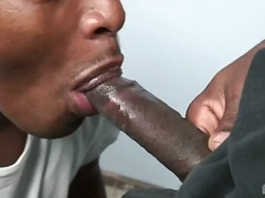 hardcore, gay, oral, ébène, pipes