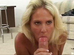 oral sex, nanay, blonde