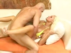sperm, big-boobs, cum-shot, blonde, facial, big-dick, hard, babe, eyes, big-tits