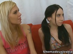 hard, bj, driesaam, amateur, tiener, blond