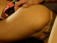 hardcore, bubble-butt, cumshot, doggystyle, brunette, big-dick, deepthroat, cock-riding, natural-tits