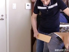 St00s3 ethan conner gets spanked