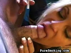 jizz, cum-shot, blow, ball-licking, fetish, girl-on-girl, ass-to-mouth, photo, smoking