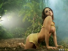 hardcore, brunette, exotic, outdoors, big-tits, blowjob, babe, pornstar, anal