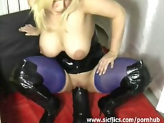 extreme, monster-cock, dildo, giant, insertion, black, toys, milf, mature, pussy-eating, bizarre, fetish, amateur