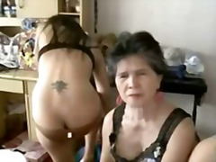 webcam, abuelitas