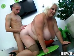 blond, nylon, bbw, hard, ouer
