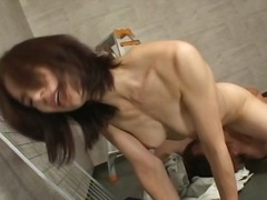 japanese, asian, pussy-eating, juicy, hardcore, girl-on-girl, amateur, big-tits, brunette