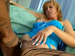 blonde, interracial, fingering, anal, big-tits, mother, stockings, fake-tits, bbc, milf