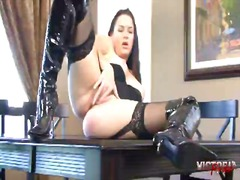 cock-riding, table, victoria red, clit, horny, face-fucking, cam, playing, girl-on-girl, movies