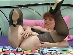 nylons, rousses, amateurs