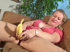 young, face-fucking, banana, father, mature, man, son, hungarian, red-head, cock-riding, big-tits, busty, light, super
