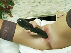 collants, blondes, nylons, jouets