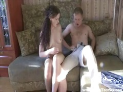 hand-job, brunette, blow, rough, homemade, couple, oral, cocksucking, amateur, hard, home, made