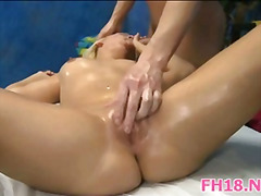 jeune fille, hardcore, pipes, massage