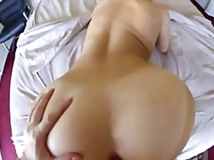 cock-riding, pov, big-tits