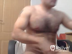 Hairygayxxx webcam show mar 19 part 2/5