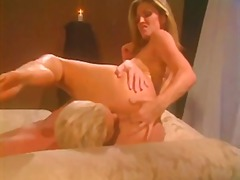 janine,  janine, tease, striptease, pussy-eating,