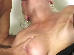 mmf, 3some, big-boobs, hardcore