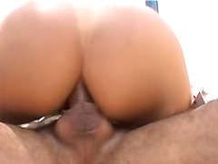 cum, blowjob, vaginal, latin, pool, shot, anal, outdoors, oral, couple