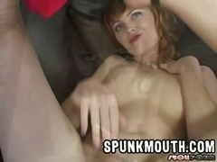 Marie mccray facial cumshot cum blowjob blast job oral mouth load tits boobs suck bang sucking boner pecker wiener ball licking gonads lick cocksucking dicksucking nymph gal hottie babe lingerie tit b