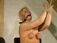 fetish, milf, bdsm, blonde