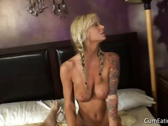 Brooke banner in forced bi cuckolds