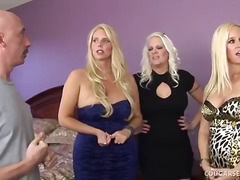 reif, hardcore, finger, blowjob, blond