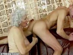 hard, amateur, blond, boud, ouma, bj