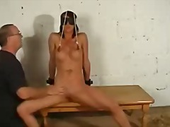 bdsm, babe, speelding, fetish, amateur, bunette
