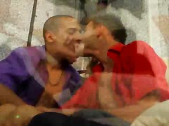 gay, party, bisexuell, oral, blowjob