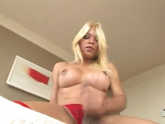 cumshot, store patter, blondiner, shemale, solosex
