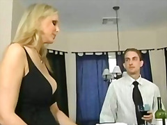 tits, facial, brunette, adultery, doggystyle, blonde, cumshot