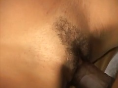 He gives her tiny ass the dick