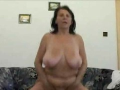 gros seins, mamies, doigts, godes, brunettes