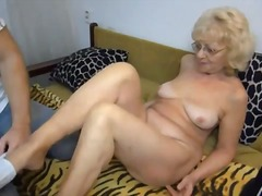 blowjob, granny, college,