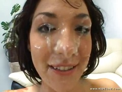 Yobt TV:hairy, groupsex, black, oral, fellatio, deepthroat, cum, brunette, glamour, blowjob, throat, deep, blow, job