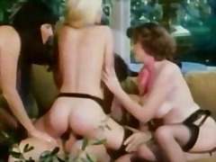 stockings, hardcore, classic, blowjob, cumshot, vintage, interracia, retro, pussyfucking, hairypussy