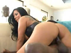 Bbc for beautiful latina milf