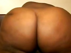 bbw, fat, ebony, curvy, riding, cowgirl, lick