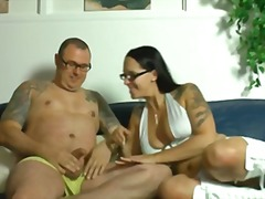 german, swingers, blowjob, cumshot